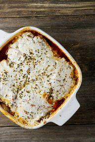 Ravioli Lasagna! - F
