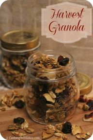 Harvest Granola | Co