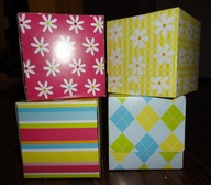 Use small tissue box