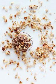 nutella truffles