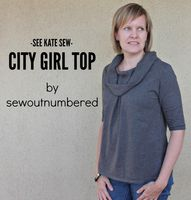 Sewing a City Girl T