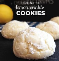 Gluten Free Lemon Cr