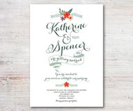 Printable Wedding In