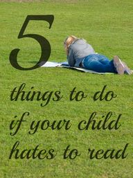 5 Things Parents Can