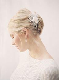 Bridal updo | Byron