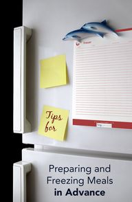 Tips for Preparing a