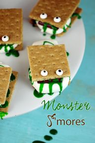 Easy Treat: Monster