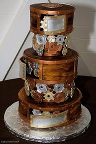 Steampunk Wedding Ca