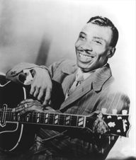 T-Bone Walker, one o...