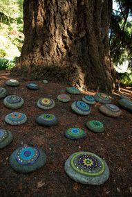 Dunn Gardens -Painte