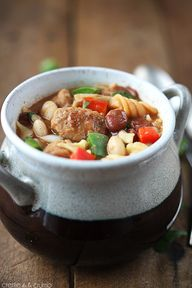 One Pot Italian Saus