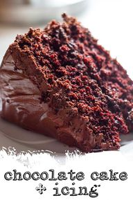 Chocolate Cake with
