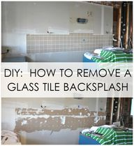 diy how to remove