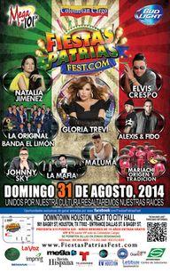 EVENT: Fiestas Patri