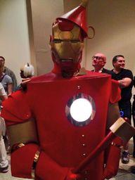 Iron Tin Man
