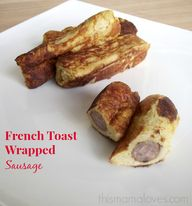 French Toast Wrapped