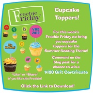 Downloadable Cupcake