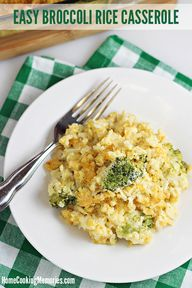 Easy Broccoli Rice C