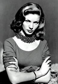 Lauren Bacall rockin