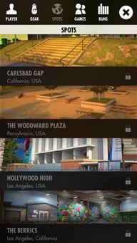 New Skater app game