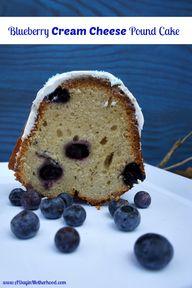 Blueberry Cream Chee