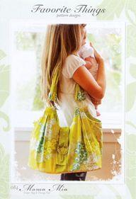 Mama Mia Diaper Bag