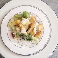 Grilled Caeser Salad
