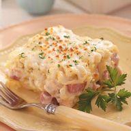 Cordon Bleu Lasagna.