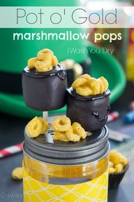 Pot o' Gold Marshmal