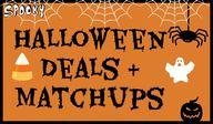 #Halloween Deals and
