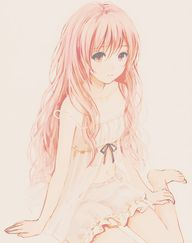 Anime girl...