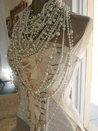 pearls, pearls and more pearls!