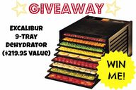 Win this Dehydrator