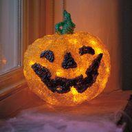 Halloween 3D LED Acr