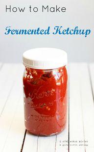How to make fermente