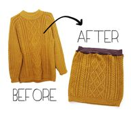 cable knit sweater t