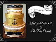 DIY Nesting Box Tuto