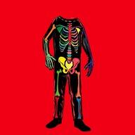 skeleton suit