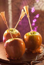 Caramel apple DIY br
