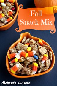 This fun snack mix i