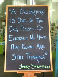 Seinfeld on bookstor