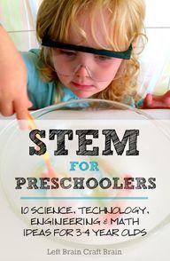 STEM for Preschooler