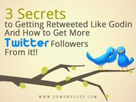 3 #Secrets to Gettin