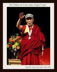 Dalai Lama in Eugene
