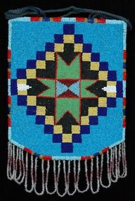 Free Native American Beadwork Projects from Beading Daily