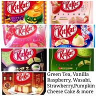 Flavored Kit Kat TRY