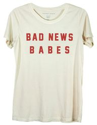 "BACK IN STOCK- ""Bad"
