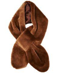 Mila Faux Fur Wrap