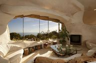 Flintstones House in