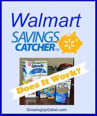 Walmart Savings Catc